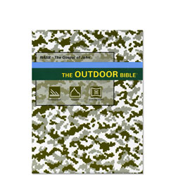 NASB The Outdoor Bible<br>John