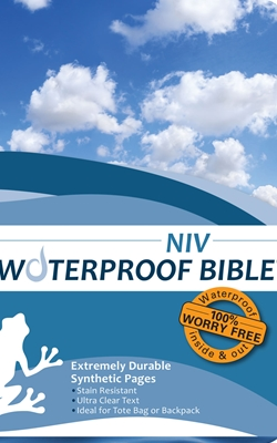 NIV Waterproof Bible